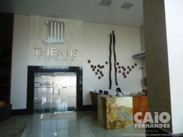 Sala no Edifício Themis Tower - Foto